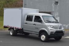 金杯牌SY5034XXY-LC6AT型厢式运输车图片
