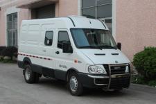 宝龙牌TBL5041XYCF3型防弹运钞车