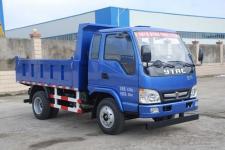 英田牌YTP3040XY5GA型自卸汽车图片