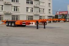 皖骏牌JLQ9400TJZ型集装箱运输半挂车图片