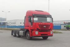 红岩牌CQ4256HXVG334A型半挂牵引汽车图片