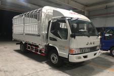 江淮牌HFC2043CCYP91K1C4V-S型越野仓栅式运输车图片
