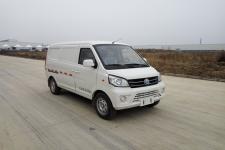 楚风牌HQG5022XXYEV4型纯电动厢式运输车图片