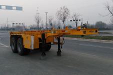 勇超牌YXY9351TJZ型集装箱运输半挂车图片