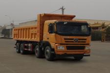 大运牌CGC3310D5EDED型自卸汽车图片