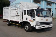解放牌CA5045CCYP40K50LE5A84型仓栅式运输车图片