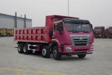豪瀚牌ZZ3315N2566E1型自卸汽车图片