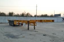 鸿宇达牌WMH9400TJZE型集装箱运输半挂车图片