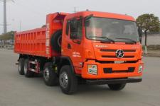 大运牌CGC3310D5CDLA型自卸汽车图片