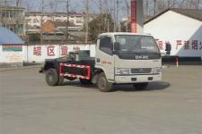 程力威牌CLW5040ZXXD5型车厢可卸式垃圾车