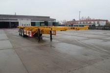 沂蒙牌MYT9402TJZ型集装箱运输半挂车图片