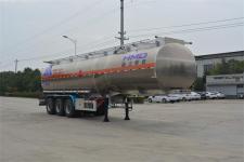 欧曼牌HFV9404GRYA型铝合金易燃液体罐式运输半挂车图片