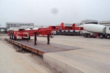 唐鸿重工牌XT9402TJZ型集装箱运输半挂车图片