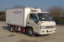 冰熊牌BXL5032XLC型冷藏车图片