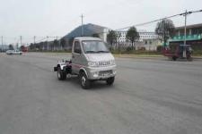 云马牌YM5032ZXX4型车厢可卸式垃圾车