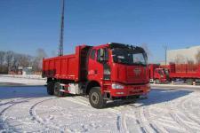 解放牌CA5250ZLJP66K2L2T1E5型自卸式垃圾车图片