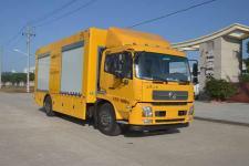 琴台牌QT5160XGCD型工程车图片