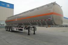 晟通牌CSH9405GRY型铝合金易燃液体罐式运输半挂车