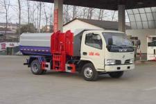 东风小卡挂桶式垃圾车厂家15897612777