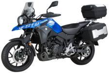 铃木牌DL250型两轮摩托车图片