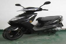 晶雅牌JY125T-4型两轮摩托车图片