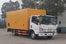 CLW5070XDYQ5型程力威牌电源车图片