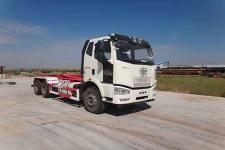 青专牌QDZ5250ZXXCJE型车厢可卸式垃圾车图片