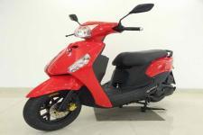金浪牌JL100T-9型两轮摩托车