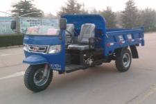 五星牌7YP-1150D8B型自卸三轮汽车图片