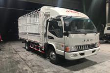江淮牌HFC2043CCYP91K1C2V-S型越野仓栅式运输车图片