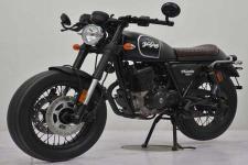 银钢牌YG200-8型两轮摩托车图片