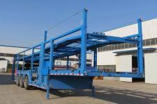建宇牌YFZ9205TCC型乘用车辆运输半挂车图片