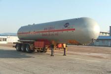 汇达牌YHD9406GYQ型液化气体运输半挂车图片