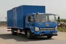 解放牌CA5140XXYP40K2L5E5A85型厢式运输车图片