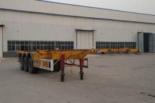 尹超牌LHT9400TJZ型集装箱运输半挂车图片