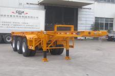 常春宇创牌FCC9405TJZ型集装箱运输半挂车图片