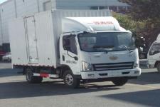 解放牌CA5123XXYP40K2L1E5A84型厢式运输车图片