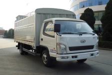 解放牌CA2040CCYK2L3E5型越野仓栅式运输车图片