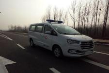 江天牌ZKJ5030XJH型救护车