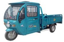 金迪牌JD4000DZH型电动正三轮摩托车图片