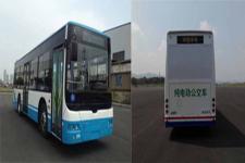 南车时代牌TEG6106EHEV16型混合动力城市客车图片2