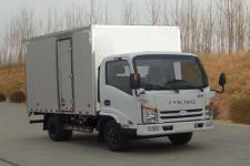 欧铃牌ZB5041XXYKDD6V型厢式运输车图片