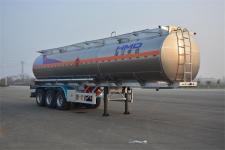 欧曼牌HFV9405GYYA型铝合金运油半挂车图片