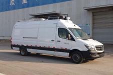 中集牌ZJV5050XTXSD4型通信车图片