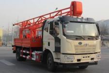 京探牌BT5107TZJDPP100-5H型钻机车