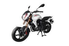 钱江牌QJ150-17M型两轮摩托车图片