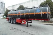 兴扬牌XYZ9407GRYG型易燃液体罐式运输半挂车