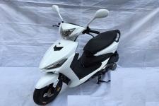 晶鹰牌JY125T-2H型两轮摩托车图片