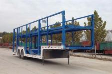 坤博牌LKB9201TCC型乘用车辆运输半挂车