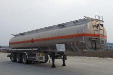 楚胜11.8米32.8吨3轴铝合金运油半挂车(CSC9408GYYLC)